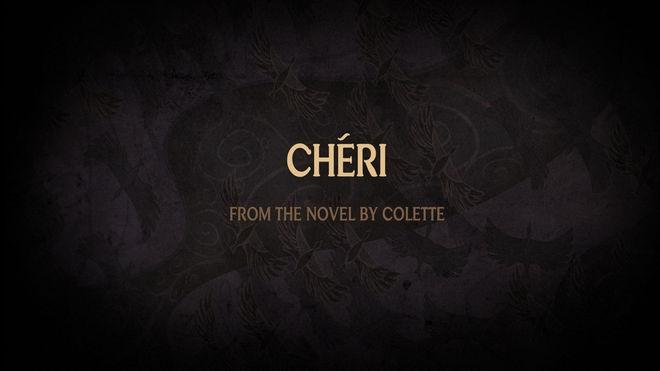 Cheri - Main title card