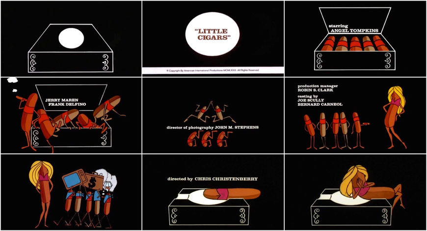 VIDEO: Title Sequence - Little Cigars