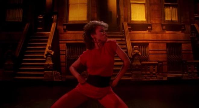 IMAGE: Rosie Perez dancing