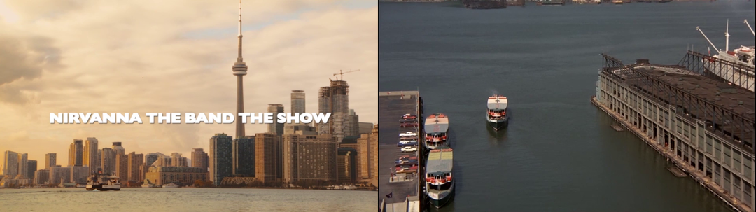 VIDEO: Title Sequence – Nirvanna the Band the Show (2017) Dog Day Afternoon Comparison