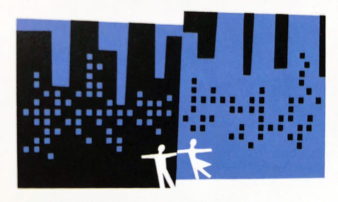 IMAGE: West Side Story (1961) Letterhead