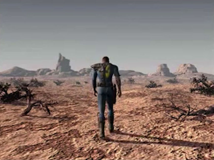VIDEO: Title Sequence – Fallout (1997) End Credits