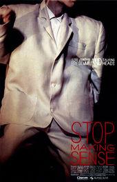 Stop Making Sense