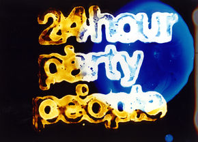 IMAGE: 24 Hour Party People logo idea