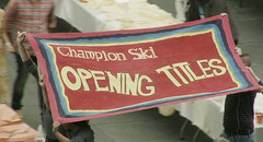 "Champion Ski ""Opening Titles"""