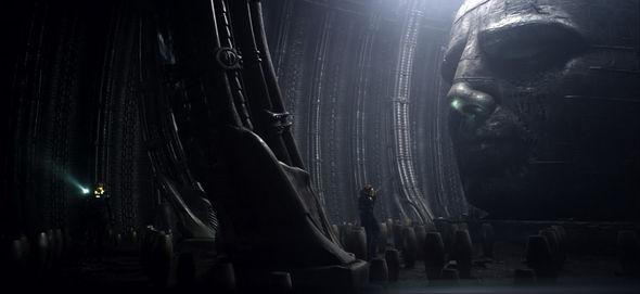 IMAGE: Prometheus (2012) film still