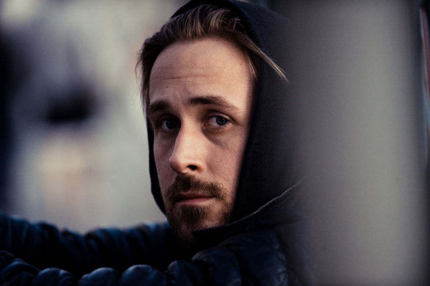Davi Russo set photography - Ryan Gosling