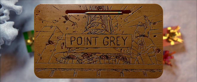VIDEO: Point Grey Studio Ident