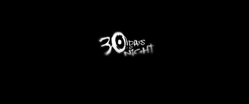 VIDEO: Title Sequence – 30 Days of Night (2007)