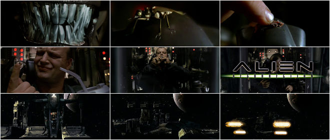Alien: Resurrection - special edition open