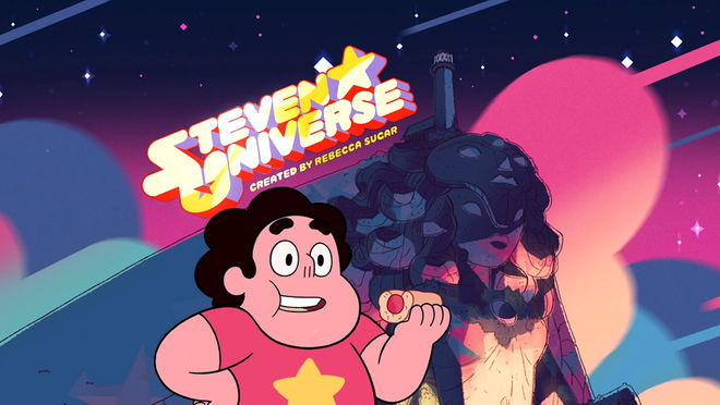 VIDEO: Steven Universe opening titles