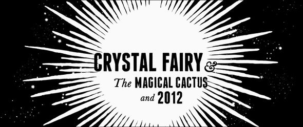 IMAGE: Crystal Fairy film title logo