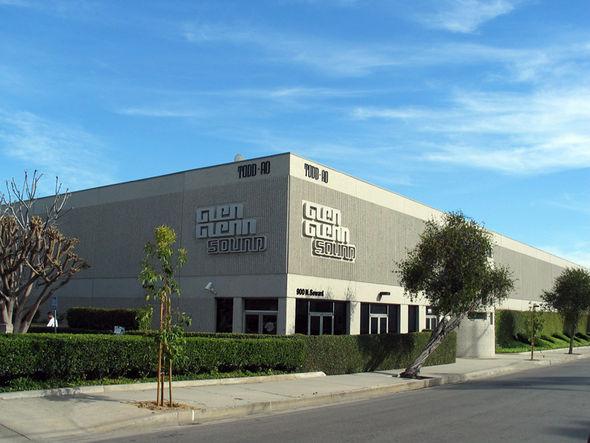 IMAGE: Glen Glenn Sound building