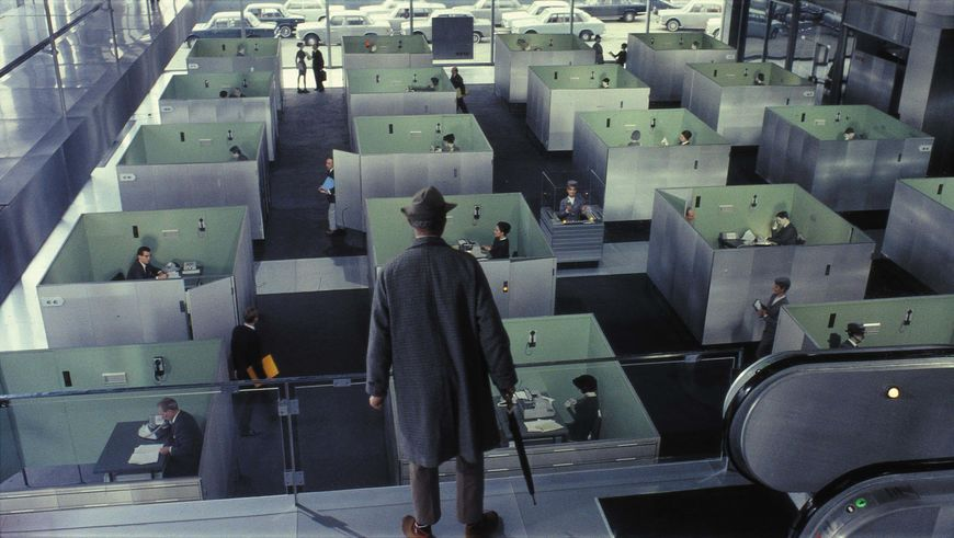 IMAGE: Playtime (1967)