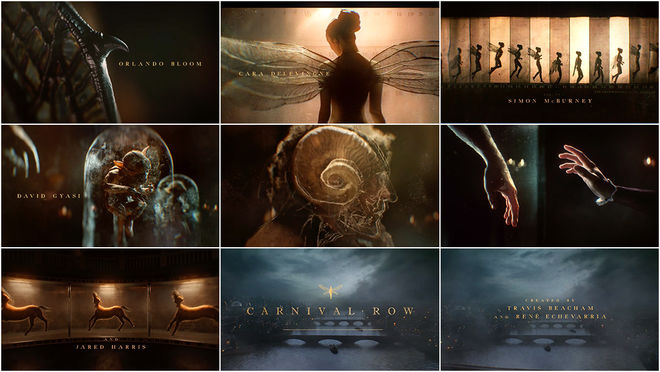 VIDEO: Title Sequence – Carnival Row
