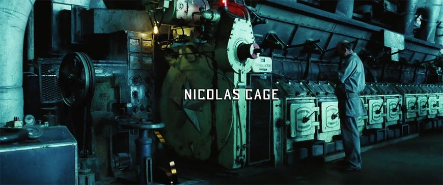 IMAGE: Still - 01 Nic Cage & machine