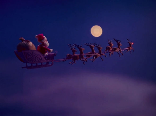 VIDEO: Title Sequence – Rudolph, the Red-Nosed Reindeer (1964) End Titles