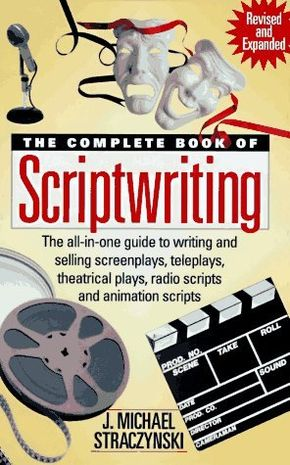 IMAGE: Book –The Complete Book of Scriptwriting