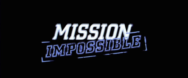 VIDEO: Title Sequence – Mission: Impossible (1996) main titles
