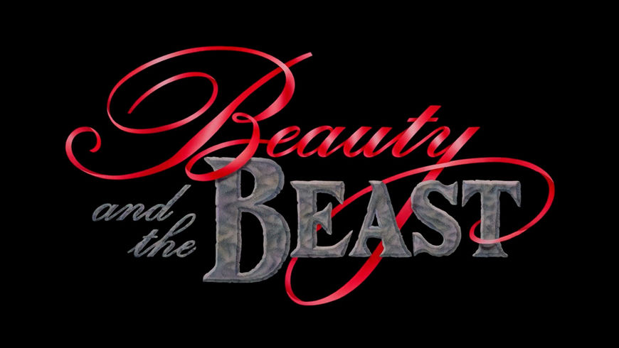 VIDEO: Title Sequence - Beauty and the Beast (1991)
