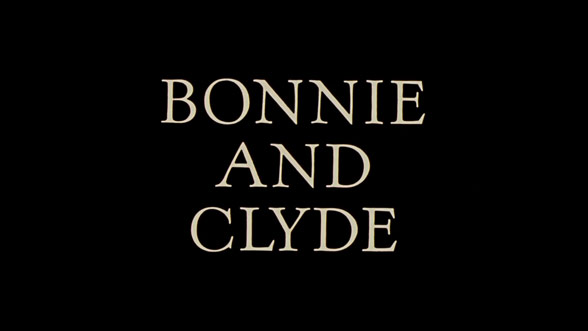 bonnie and clyde art of the title