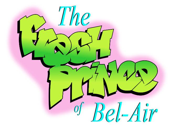 IMAGE: Fresh Prince of Bel-Air Logotype