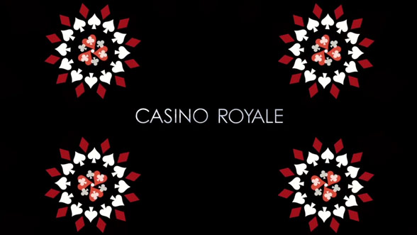 Title sequence casino royale gambling ban