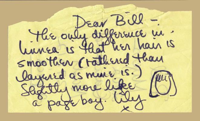 IMAGE: Nashville Lily Tomlin Note
