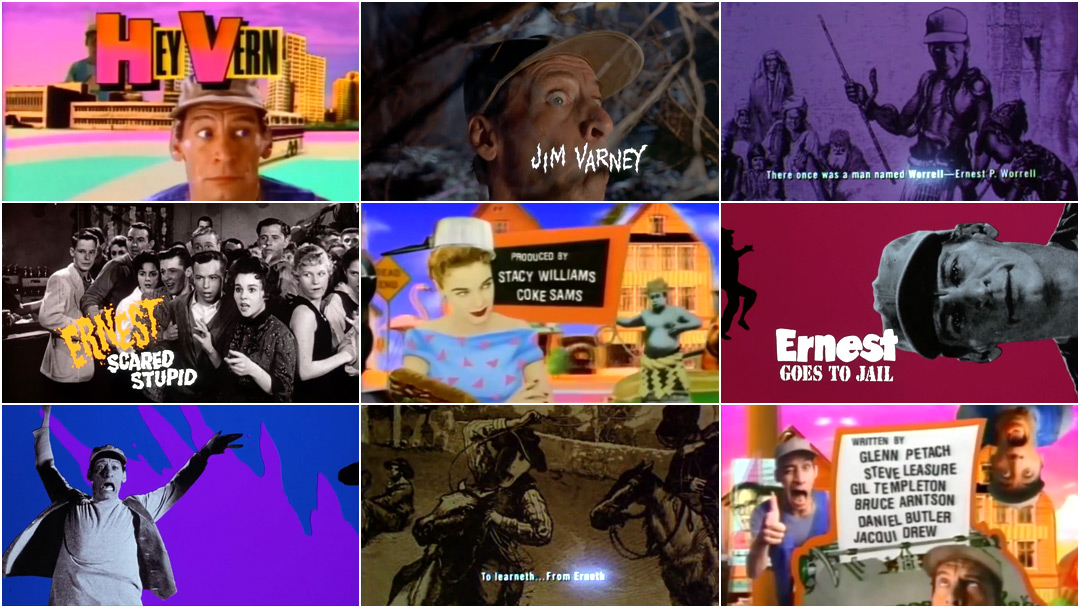 The Importance of Being Ernest: A Title Design Retrospective