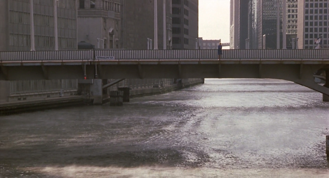 IMAGE: Still - Helen alone on bridge