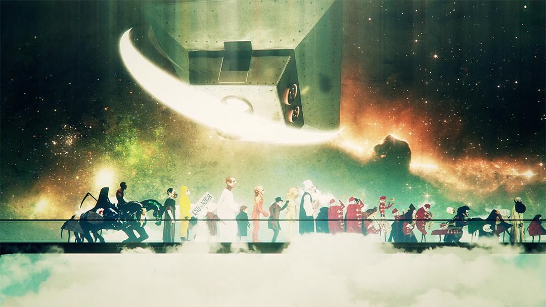 IMAGE: Still 26 - Travelator spaceship