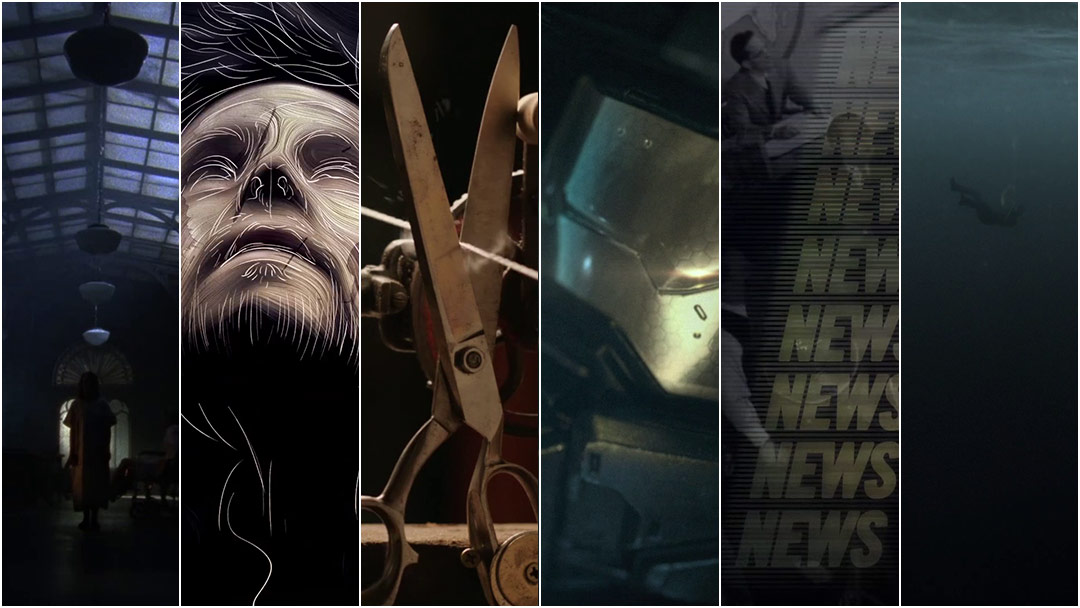 2013 Emmy Nominations for Main Title Design