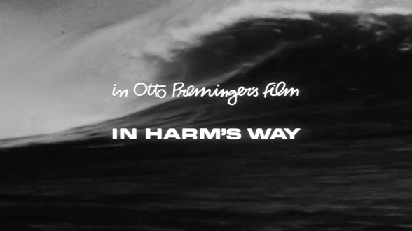 in harms way In harm's way - otto preminger's 1965 war epic stars john wayne as the commander in charge of the us fightback after the japanese attack on pearl harbor.