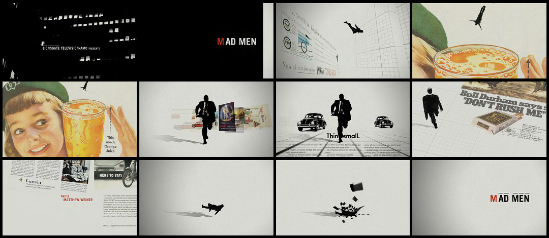 Mad Men - Initial Fuller concept
